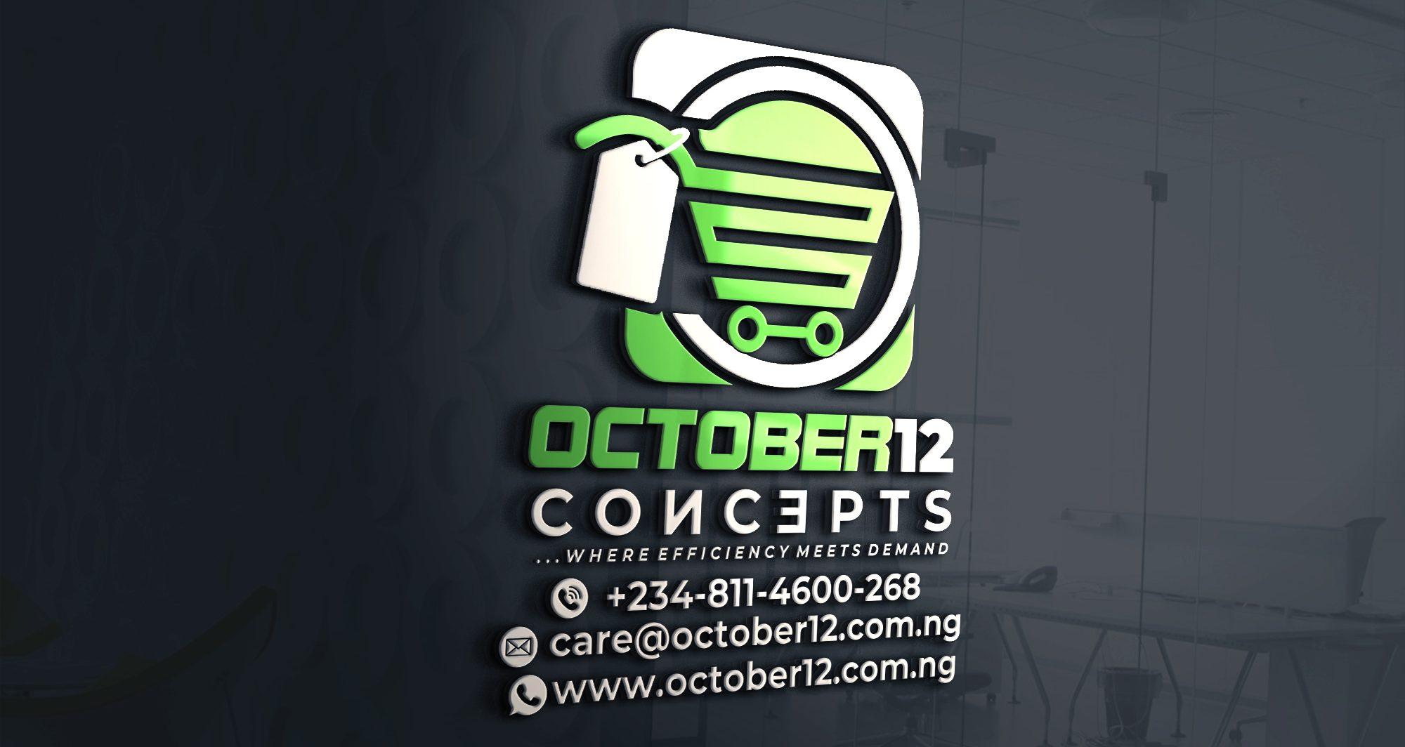 October 12 Concepts